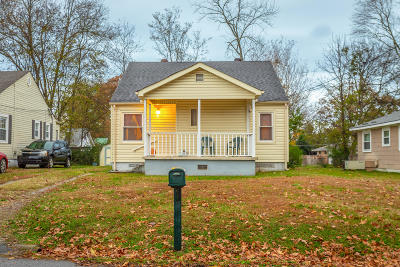 Chattanooga Single Family Home Contingent: 4313 Dupont St