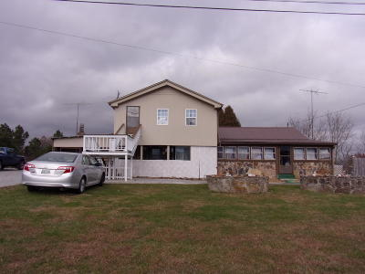 Pikeville Single Family Home Contingent: 2673 Summer City Rd