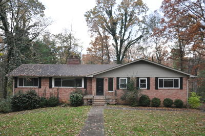 Signal Mountain Single Family Home Contingent: 117 Arrow Dr