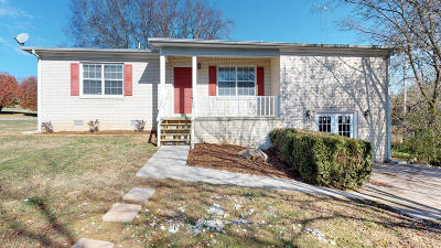 Calhoun Single Family Home Contingent: 675 Pinhook Rd
