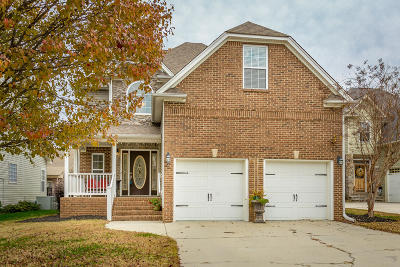 Ooltewah Single Family Home For Sale: 8423 Sophie Ln