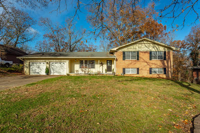 Chattanooga Single Family Home Contingent: 1149 Ridgetop Dr