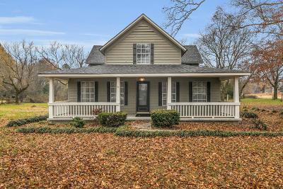 Single Family Home Contingent: 7612 Davidson Rd