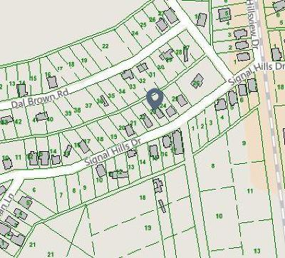 Chattanooga Residential Lots & Land For Sale: 125 Signal Hills Dr