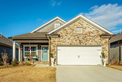 Ooltewah Single Family Home For Sale: 8511 Red Deer Ln