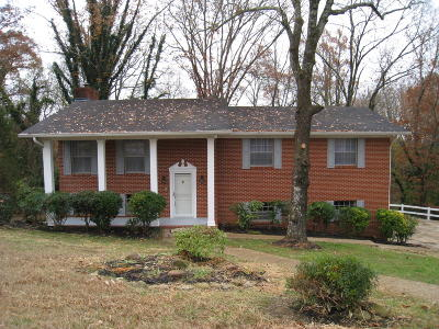 Chattanooga Single Family Home For Sale: 4428 Crestview Dr