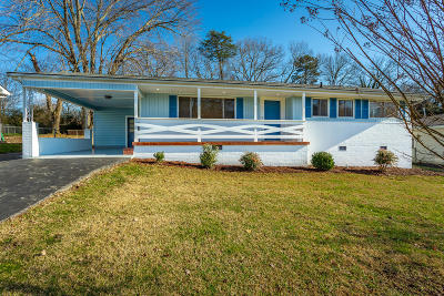 Chattanooga Single Family Home For Sale: 4824 Stagg Rd