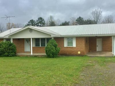 Flat Rock Single Family Home For Sale: 3588 Alabama Highway 117