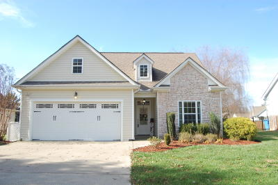 Chattanooga Single Family Home For Sale: 2315 Waterhaven Dr