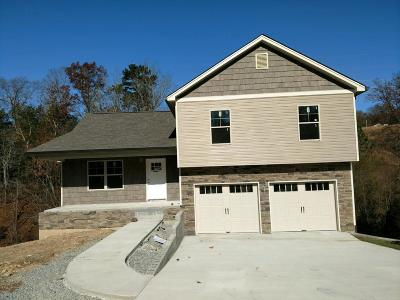 Soddy Daisy Single Family Home Contingent: 1679 Short Leaf Ln
