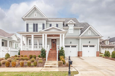 Chattanooga Single Family Home For Sale: 917 Tetra Ct
