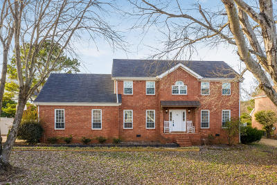 Ooltewah Single Family Home For Sale: 9065 Gull Ln