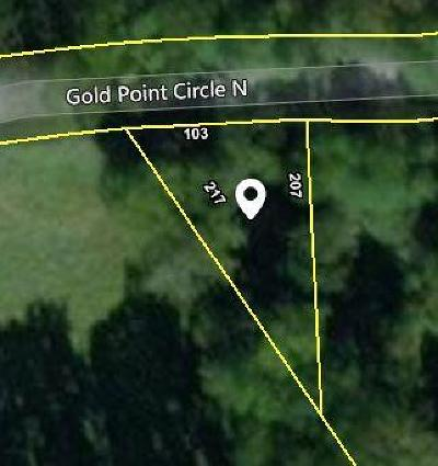 Hixson Residential Lots & Land For Sale: 2002 N Gold Point Cir