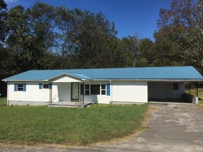 Dunlap Single Family Home For Sale: 66 Sandy Ln