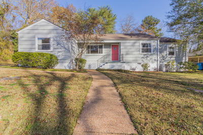 Chattanooga Single Family Home For Sale: 3324 Lockwood Dr