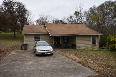Etowah Single Family Home For Sale: 157 County Road 812 #5