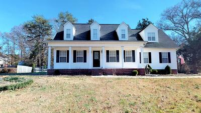 Charleston Single Family Home For Sale: 282 NW Maple Crest Cir