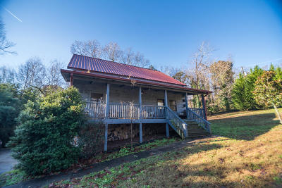 Ooltewah Single Family Home For Sale: 5554 Tucker Road Rd