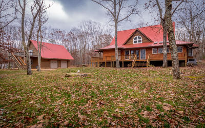 Rising Fawn Single Family Home Contingent: 81 Wild Acres Ln