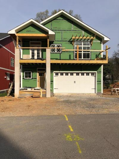 Chattanooga Single Family Home For Sale: 2293 Ashmore Ave #Lot 6