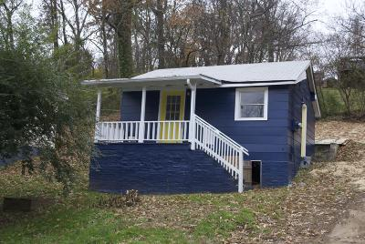 Chattanooga Single Family Home For Sale: 103 Delawanna Ter