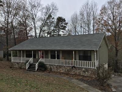 Ringgold Single Family Home Contingent: 165 Laferry Ln