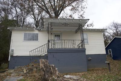 Chattanooga Single Family Home For Sale: 101 Delawanna Ter