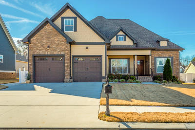Ooltewah Single Family Home For Sale: 8507 Deer Run Cir