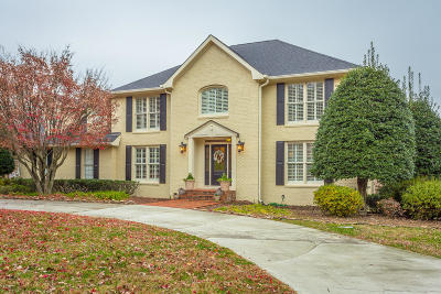 Ooltewah Single Family Home For Sale: 5400 Woodbridge Dr