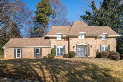 Hixson Single Family Home For Sale: 5820 N Park Rd