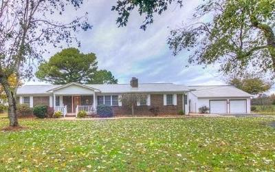 Cleveland Single Family Home For Sale: 470 SE Armstrong Rd