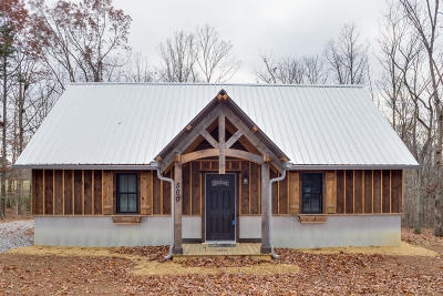 Rising Fawn Single Family Home For Sale: 500 Plum Nelly Rd