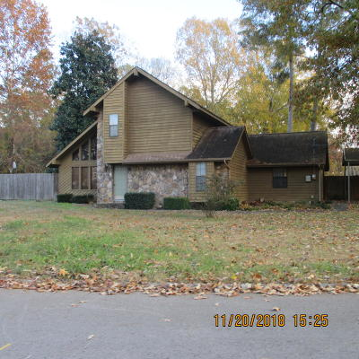 Chattanooga TN Single Family Home For Auction: $147,900