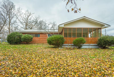 Signal Mountain Single Family Home Contingent: 1901 Hollister Rd