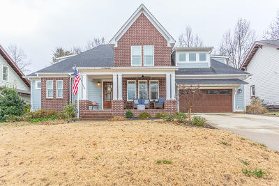 Chattanooga Single Family Home For Sale: 832 Waterthrush Ln