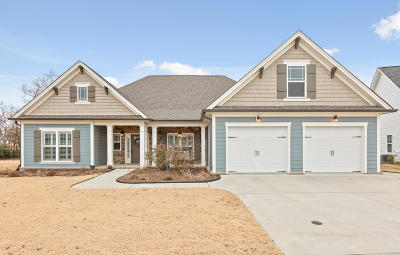 Ooltewah Single Family Home For Sale: 8503 River Birch Loop