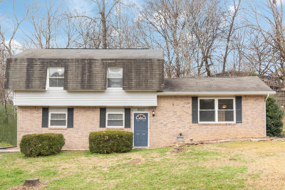 Hixson Single Family Home For Sale: 8107 Thornwood Dr