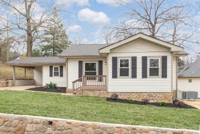 Chattanooga Single Family Home Contingent: 210 Unaka St