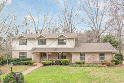 Hixson Single Family Home For Sale: 6445 Ridge Lake Rd