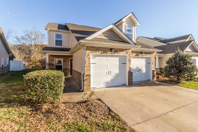 Hixson Townhouse For Sale: 5392 Mandarin Cir