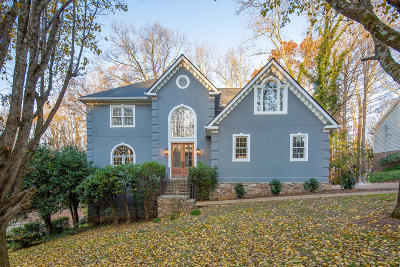 Signal Mountain Single Family Home Contingent: 21 Majestic Oaks Dr