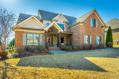 Ooltewah Single Family Home For Sale: 8074 Hampton Cove Dr