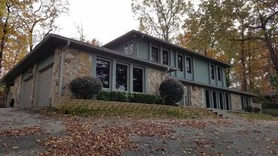 Chattanooga TN Single Family Home For Sale: $352,000