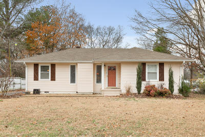 Chattanooga Single Family Home For Sale: 1103 Altamaha St
