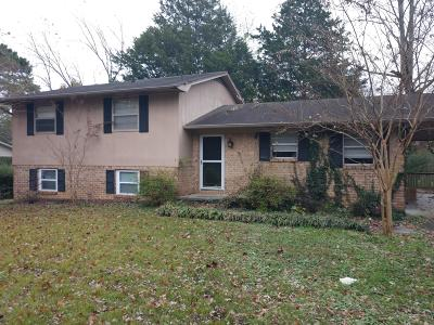 Cleveland Single Family Home For Sale: 4620 NW George Ave