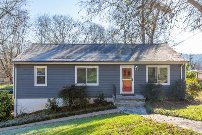 Chattanooga Single Family Home For Sale: 2802 Berkley Dr