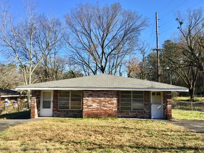 Chattanooga Single Family Home For Sale: 800 Moss St