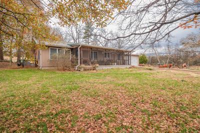 Chickamauga Single Family Home For Sale: 1890 Kensington Rd
