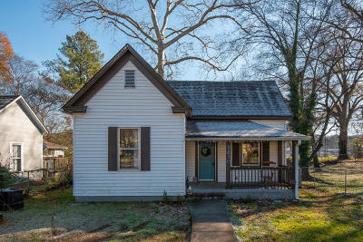 Chattanooga Single Family Home For Sale: 5610 St. Elmo Ave