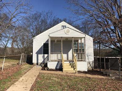 Chattanooga Single Family Home For Sale: 205 Vreeland St